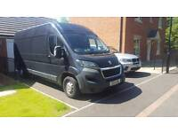 Man with a large van, house removals, online purchase collections