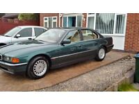 Beautiful, Extremely Low Mileage Nearly Classic BMW 730i FOR SALE