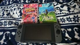 Nintendo Switch & Games