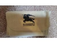 Burberry Card Holder - Mint Condition