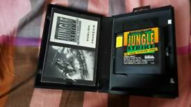 JUNGLE STRIKE SEGA MEGA DRIVE* MINT CONDITION