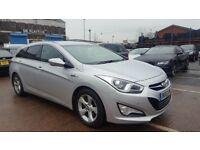 2012 Hyundai i40 1.7 CRDi Style 5dr Estate ** FSH, £30 RD TAX, LONG MOT ** not ford mondeo insignia
