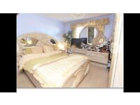 Bedroom furniture set Italian designer quality
