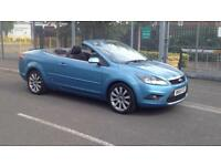 2009 Ford Focus cc 61000 miles with service history