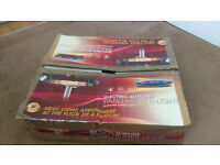 HEATMASTER Electric Slimline PATIO HEATER-LIGHT Unused still in Box - Collection or Delivery