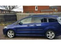 2007 mazda 5 seven seater 2.0 litre petrol mpv