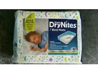 Brand New DryNites 7x Bed Mats