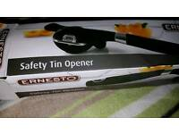 safety tin opener