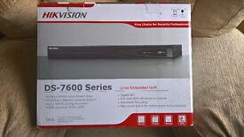 HIKVISION NVR DS-7608NI-E2/8P/A