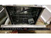Dishwasher integrated delivered and installed