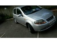 2004 daewoo kalos new mot 104000