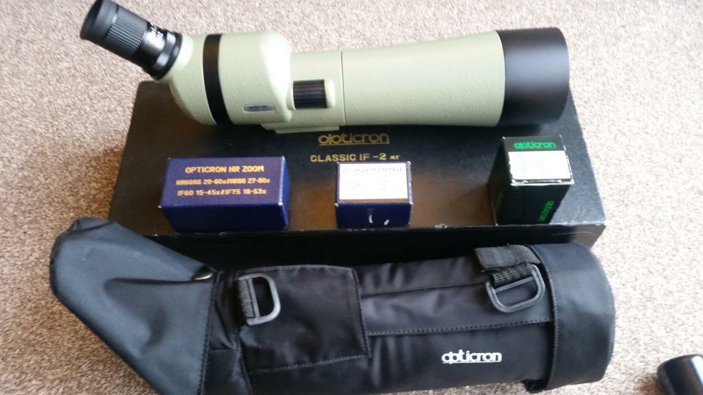Opticron Classic Spotting Scope