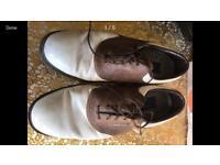 Foot joy golf shoes 10.5 UK