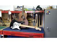 Miller Guitar Works - restring, setup and repairs for all guitars.