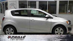 2013 Chevrolet Sonic LS / MANUELLE / BLUETOOTH