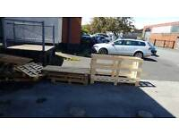 Pallets free to collector rubery