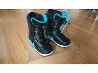 Nike Vapen BOA Women's snowboard boots, size UK 5.5
