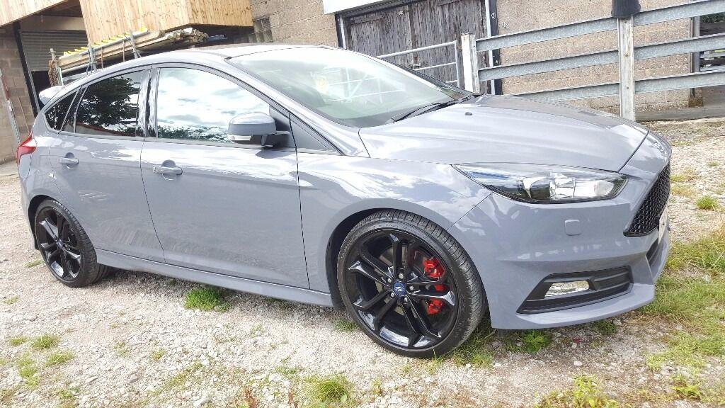 Ford Focus ST3 [Stealth Grey] +big spec   in Hinckley ...