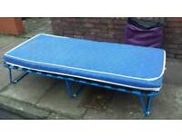 Fold away guest bed (Free local delivery)