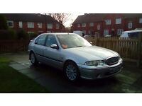 Excellent condition, Rover 45