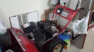 10 hp 28 inch cut