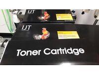 3 brand new ink cartridges