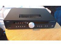 arcam a85 intergrated amplifier
