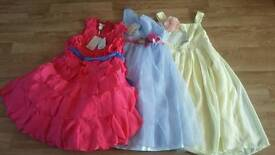 Age 10 designer dresses for sale by all for 80 pound or negotiate for individual ones