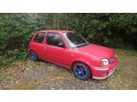 Nissan Micra for Spare Parts