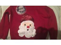 Bundle of xmas jumpers