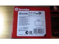NEW! Brembo rear brake pads 3sets