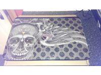 dell skull design laptop webcam 3 gb etc jbl sound