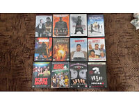 Job lot of Dvd's and some box sets too ! Can be delivered for an extra £5