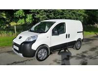 Fully electric peugeot bipper van. zero emissions free tax no vat Auto nemo