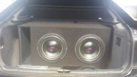 SUBWOOFER IN PHASE 6000watts max