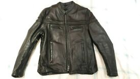 Hot Leathers jacket premium motorbike motorcycle