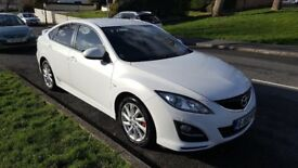 Mazda6 2.2 D TS2 Exclusive Line MZR-CD 163 LOTS OF EXTRAS!!!