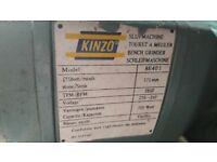 BENCH GRINDER KINZO 8E405