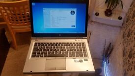 hp elitebook 8460p - CORE I5 - 4 GB DDR3 - WIFI - 10/10 CONDITION - WITH CHARGER -