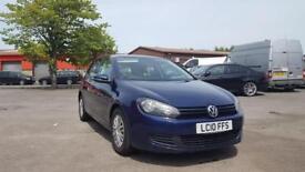 2010 Volkswagen Golf 1.6 TDI 5 Door Hatchback Diesel