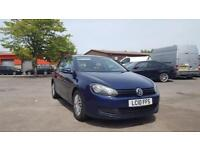 2010 Volkswagen Golf 1.6 TDI 5 Door Hatchback Diesel
