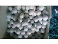 Excellent condition prov1 and prov1x golf balls
