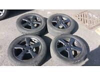 "Honda civic type r type s alloy wheels 16"""