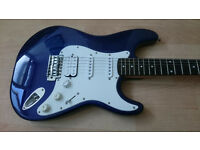 Mint Condition - Fender Squire HSS Stratocaster