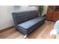 Sofa bed - practically new!
