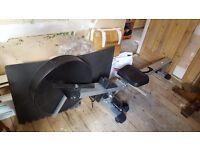 Artemis 2 air rowing machine