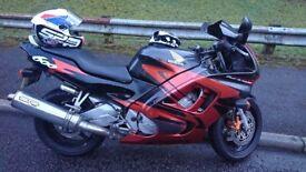 Honda CBR600F F3 1998 swaps