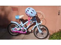 Cherry lane bike from halfords size 16''