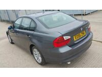 BMW 3 SERIES 2.0 320d SE 4dr SALOON 6-SPEED MANUAL MOT F/S/H DRIVES good Park/SENSORS 165 BHP £3499