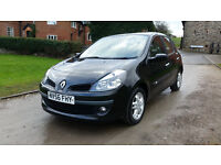 2006 '56' RENAULT CLIO 1.4 DYNAMIQUE - TWO LADY OWNERS LAST 6 YEARS - EXCELLENT SERVICE HISTORY